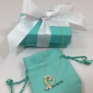 Tiffany & Co. Jewelry - Tiffany & Co. Paloma Picasso Heart Necklace